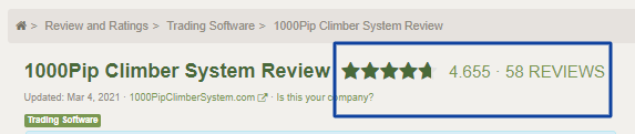 1000PIP Climber review: Customer Reviews