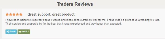 Customer Review for Forex Auto Millions