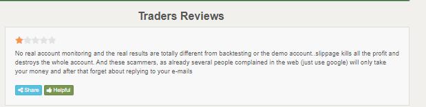 Manhattan FX Trader Reviews