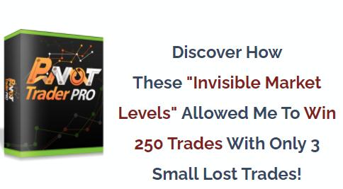 Pivot Trader Pro website