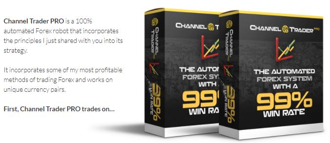 Channel Trader Pro  Website