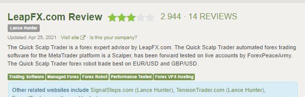 Leap FX Reviews